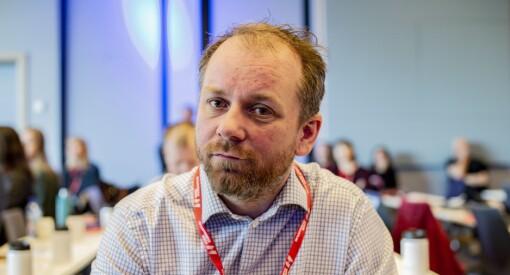 Tor-Erling Thømt Ruud går av som VG-klubbleiar i februar: Skal laga podkast på fulltid