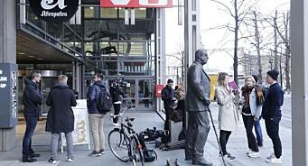 VG bryter tausheten kl 20 - skal legge fram kriserapport
