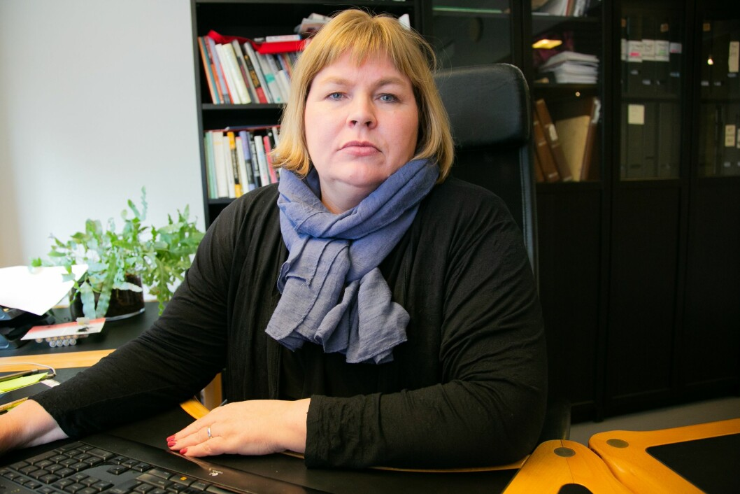 Elin Floberghagen.
