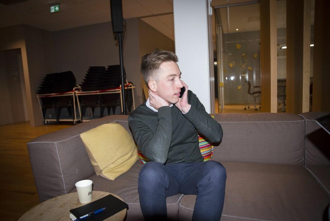 Lars Joakim Skarvøy