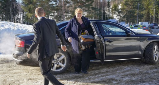 SISTE: NRK skal inn på statsbudsjettet