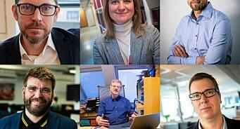 «Lite konkret» og «de skyver problemene foran seg»: Dette tenker seks redaktører om Mediestøttemeldingen