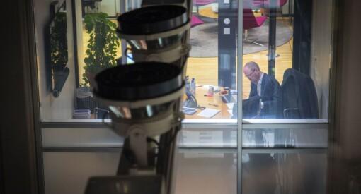 VG-redaktør Gard Steiro snakkar ut etter kriseveka: – Svært tungt