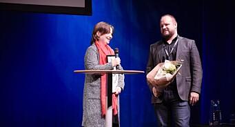 Hedres for åpenhet: Flaviusprisen til Oslo tingrett