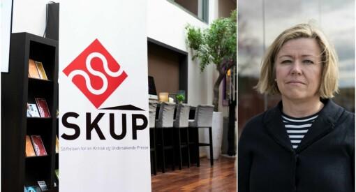 Aftenpostens 30 journalister på SKUP har forbud mot å gå på nachspiel etter VG-krisen