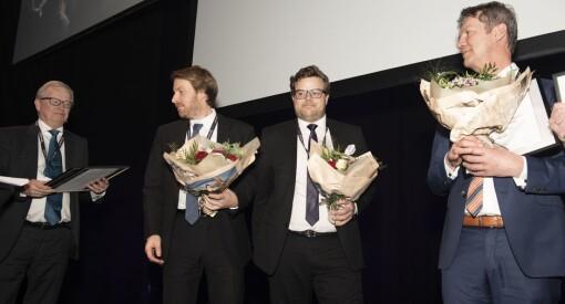 Aftenposten vant diplom under Data-SKUP