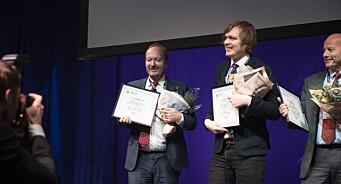 VG vant Data-SKUP-diplom