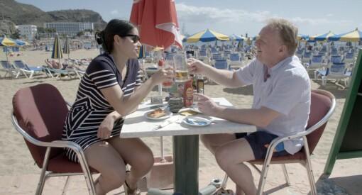 Per Sandberg og Bahareh Letnes er med i neste sesong av Charterfeber på TV3