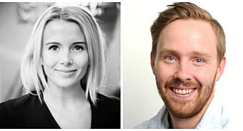 Marie Kalvehagen og Øystein Bjerkestrand ansatt i Agderposten