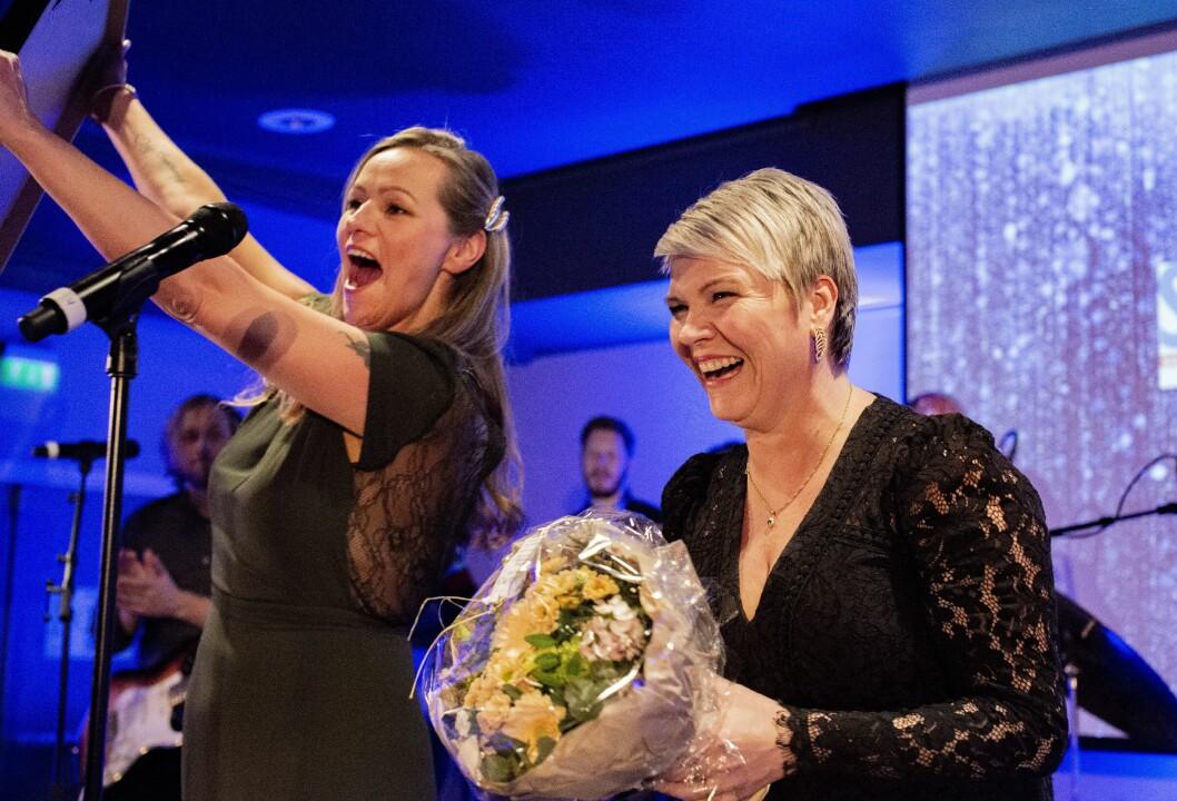 Saltenposten vinner årets markedspris på LLAs landsmøte i Drammen 2019.
