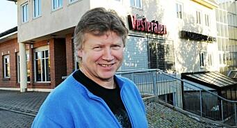 «Redda» av pressestøtta: Bladet Vesterålen så vidt i pluss