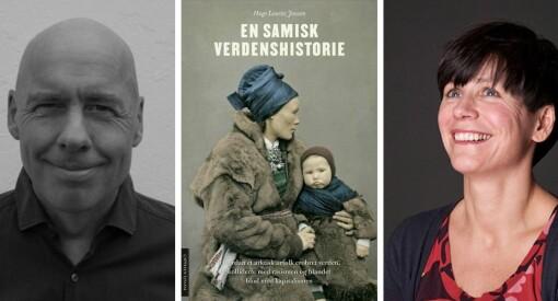 Forsker går hardt ut mot journalists kildebruk i bok om samisk historie: – Totalt ugreit