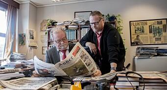 NRK avslørte feilbehandlinger ved lokalsykehuset. Da reiste Flekkefjord seg mot statskanalen