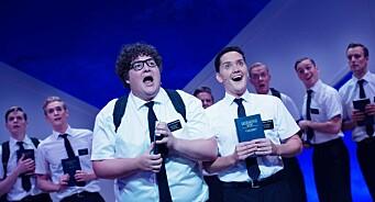 Nei, NRK: Det vart ikkje millionunderskot på «The Book of Mormon»