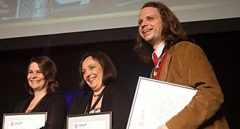 Ti år sidan NRK vann SKUP-prisen: – Det er me skuffa over. Ikkje bra