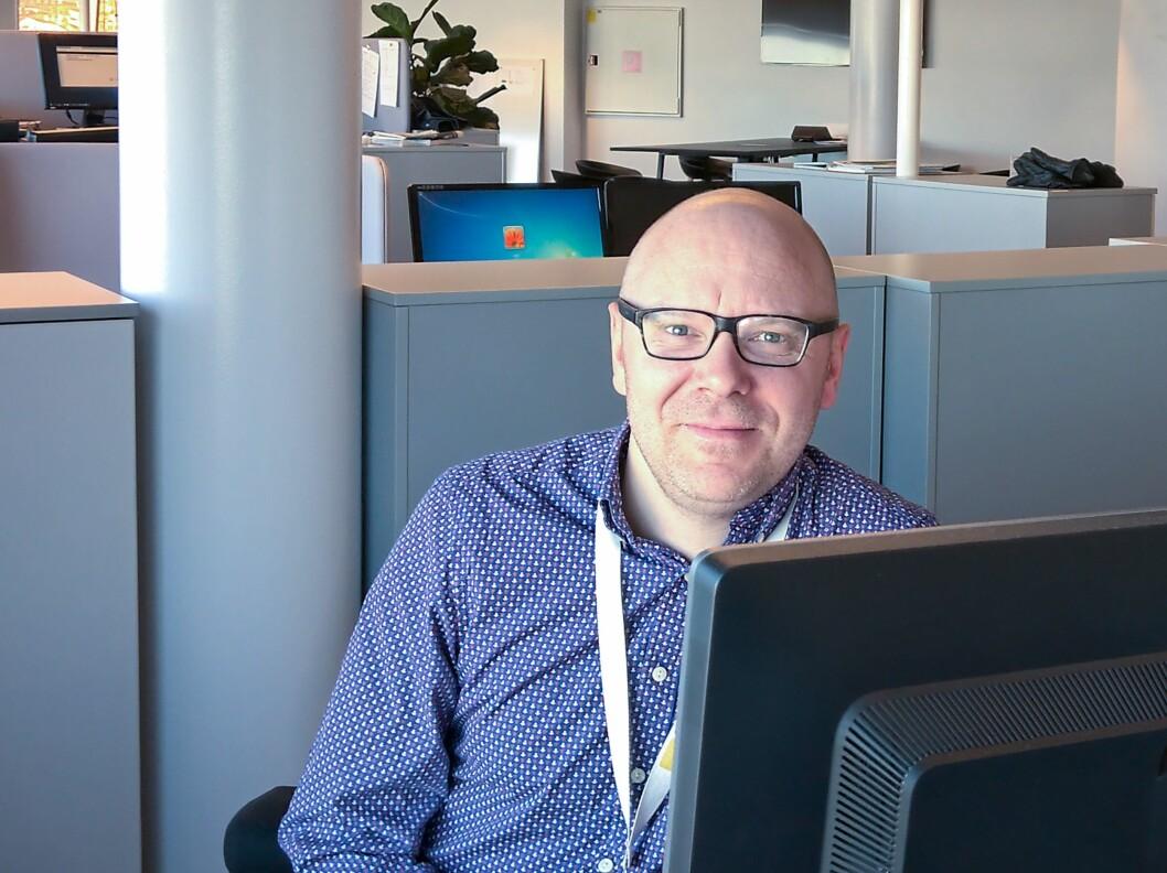 IntraFish-journalist Anders Furuset.