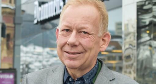 Lars Johnsen leser regnskap til frokost og kvelds: – Jeg er utålmodig og vil ha saker publisert