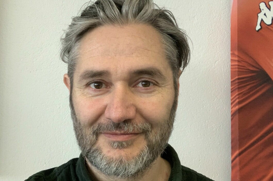 Bergensavisen-journalist Geir Kvile.