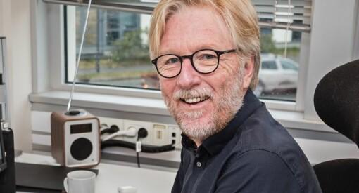 Kai Aage Pedersen: - Nivået på journalistikken har aldri vore betre enn i dag