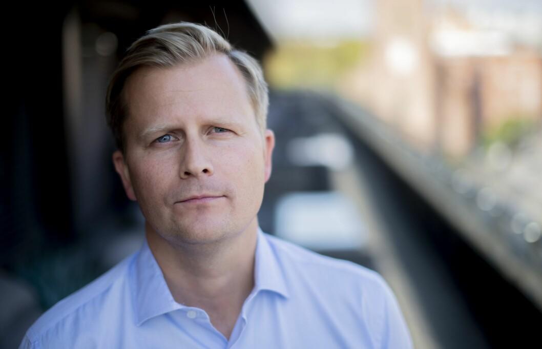 Vegard Klubbenes Drogseth, var administrerende direktør i NENT - Nordic Entertainment Group Norge fra til 1. oktober. Etter det skal ikke selskapet ha adm. dir. i Norge lenger.