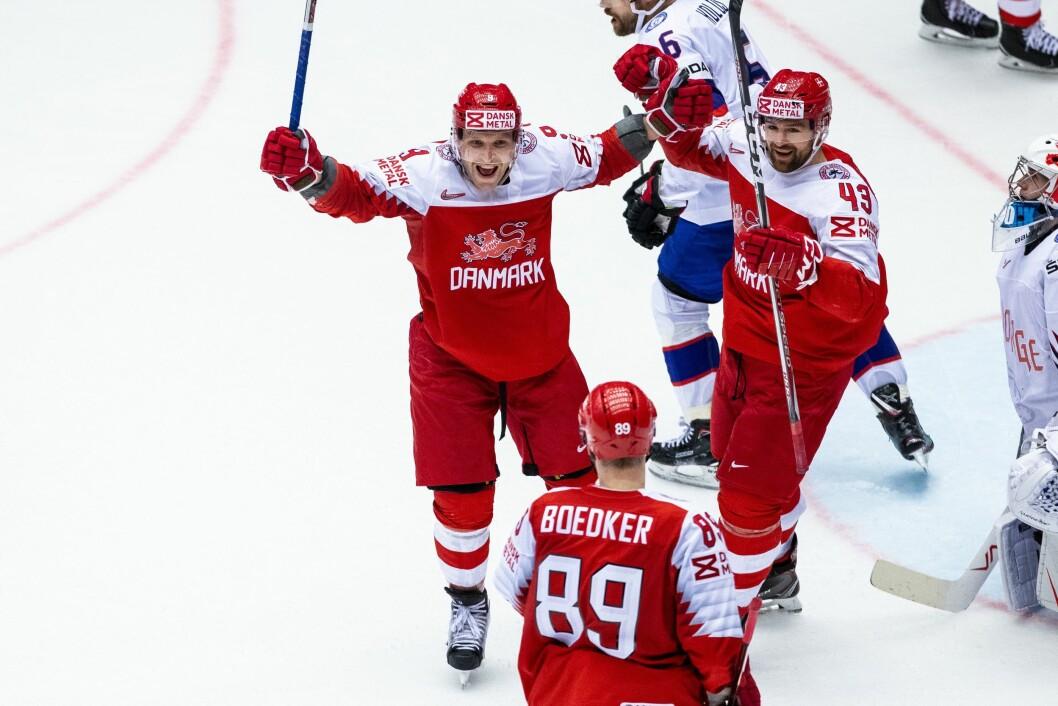 NENT Group sikrer seg langsiktig avtale til Ishockey-VM. Illustrasjonsfoto