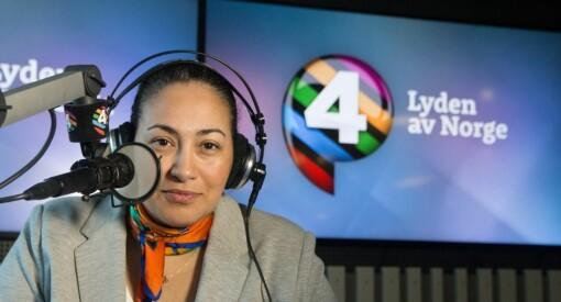 Sarah Natasha Melbye gjør comeback på radio: Begynner i P4