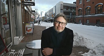 – Av alt galt jeg har gjort i et langt journalistliv, tror jeg det rager høyest at jeg har forhindret en norsk kulderekord