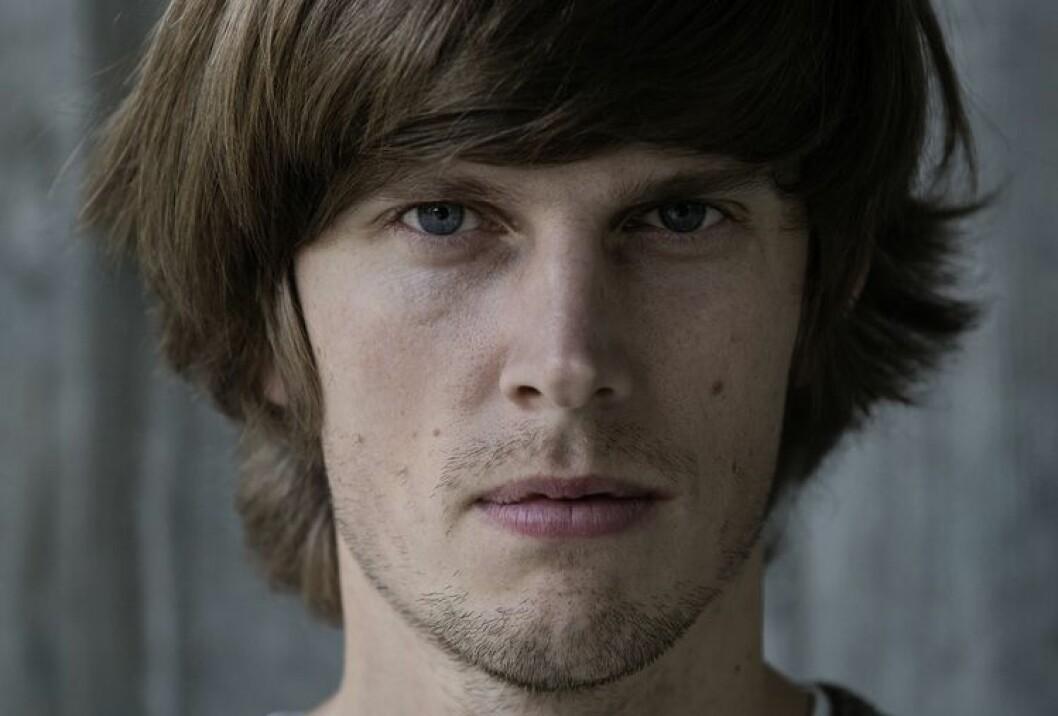 Elias Dahlen  er ny fotojournalist i Hallingdølen.