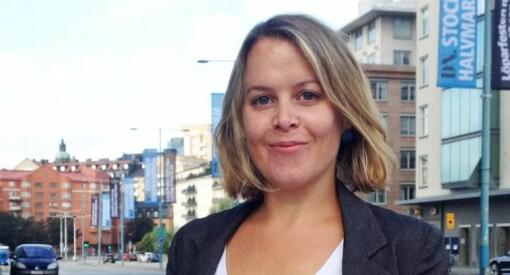 Siv Sandvik (36) forlater NRK – blir nyhetsjournalist i Adresseavisen