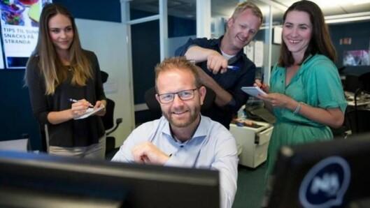 Morten Karlsen er frontsjef i Nettavisen.