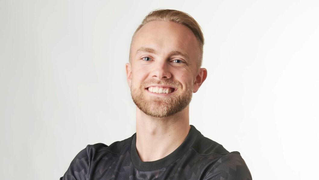 United.no-journalist Eivind Brennhovd Holth