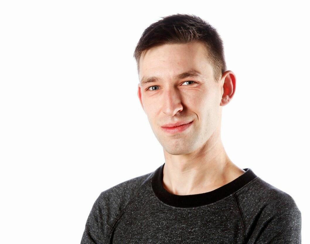 Budstikka-journalist Erik Tangen.