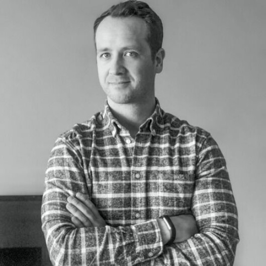 Erik Bratland, salgsdirektør i Acast i Norge.