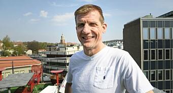 Jon Jacobsen tar over for René Svendsen - konstituert som sjefredaktør i Fredriksstad Blad