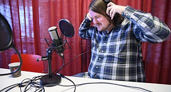 Med Torgrim (31) bak spakene lanserer Fredriksstad Blad nyhetspodkast