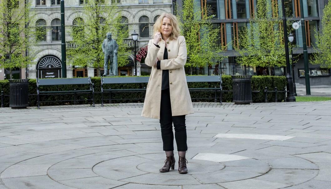 Kulturredaktør i Aftonbladet ,Åsa Linderborg.