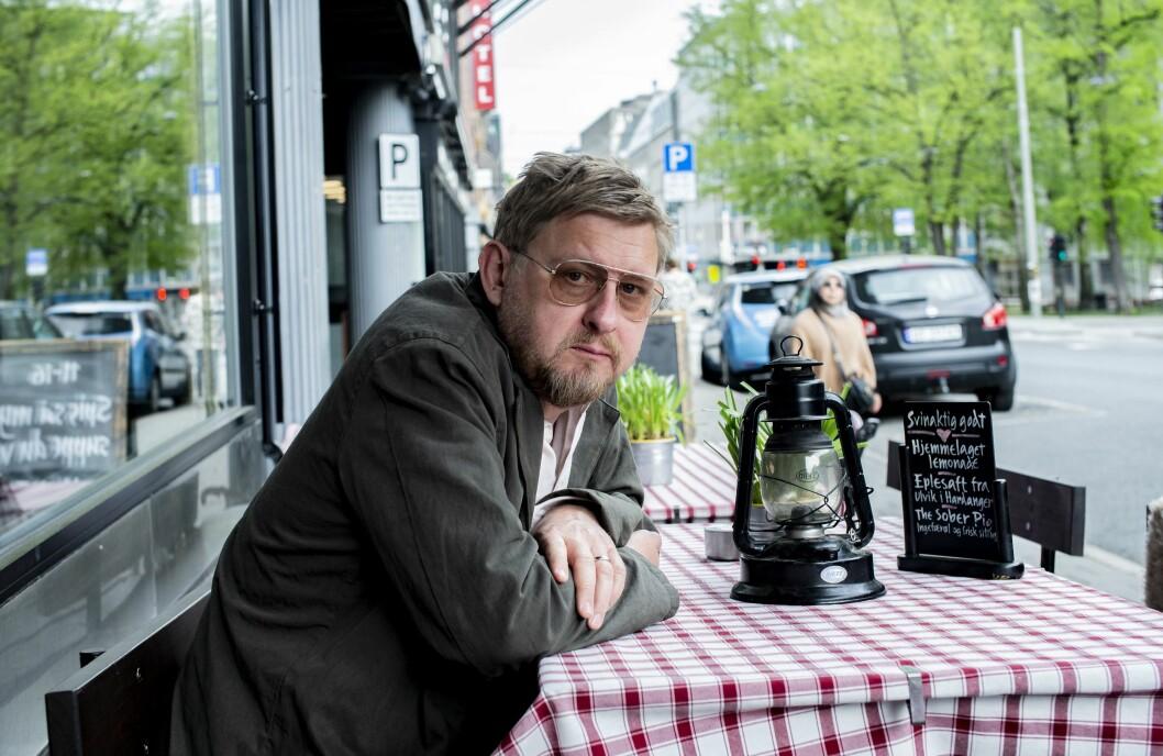 Den tidligere Aftonbladet-journalisten Fredrik Virtanen.