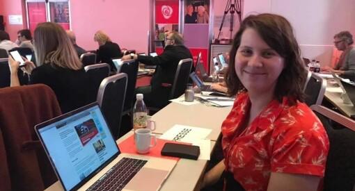 Vårt Lands Jenny Dahl Bakken: – Journalister elsker Frp