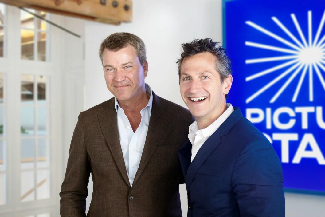 Anders Jensen and Erik Feig