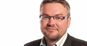 Geir Solaas Moen går fra TV 2 til LO