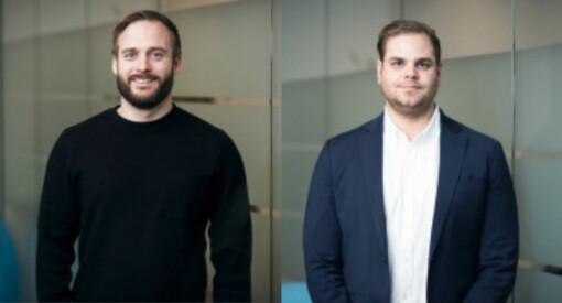 NENT Groups salgsavdeling ansetter Trygve Tellefsen og Peder Seierstad