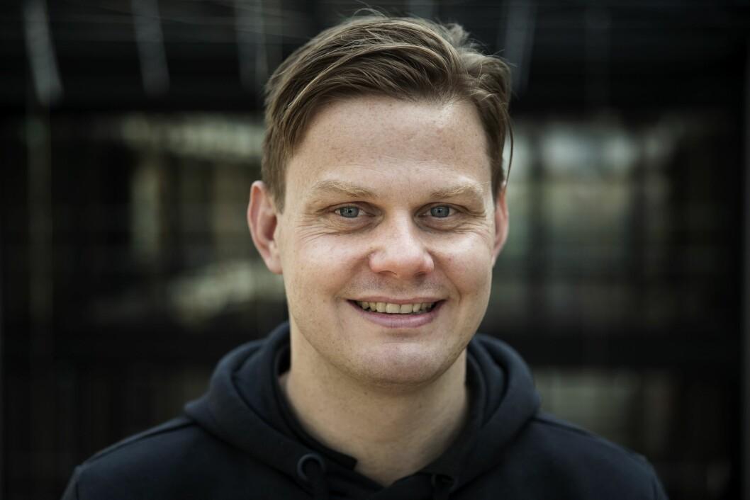 Jonas Alsaker Vikan, journalist i Adresseavisen.