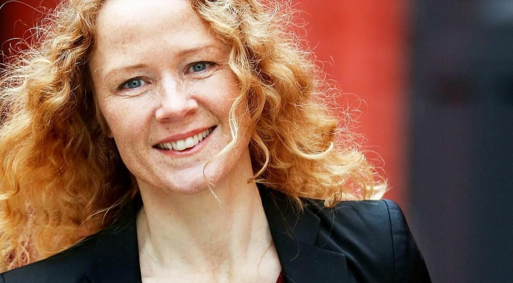 Helle Øverbye ble ny konserndirektør for HR & Kommunikasjon i NHST Media Group AS i 2019.