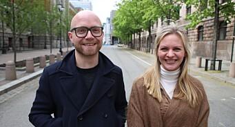 Medier24 styrker laget med Siss Andersen (31) og Jan Magnus Weiberg-Aurdal (38)