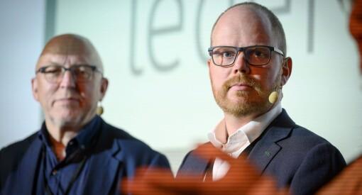 VG-sjef Gard Steiro om Giske-saka: – Forbetringspotensial på nesten alle punkt