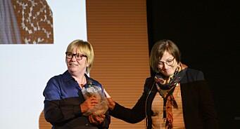 Tove Nedreberg gjenvalgt i MBL - og Pål Nedregotten blir nestleder. Hanne Haugsgjerd hedret med «Avisgutten»