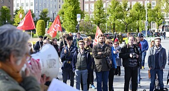 Demonstranter krever at Nordiske Mediedager trekker Steve Bannons invitasjon