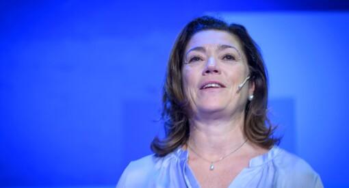 Slik skal Kristin Skogen Lund løfte Schibsted: - Et stort ansvar som hviler på mine skuldre