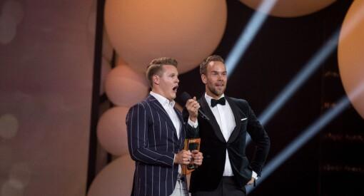 Gullrutens publikumspris til Vegard Harm og Morten Hegseth: – Det betyr så mye