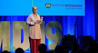 Nordiske Mediedager blir arrangert digitalt